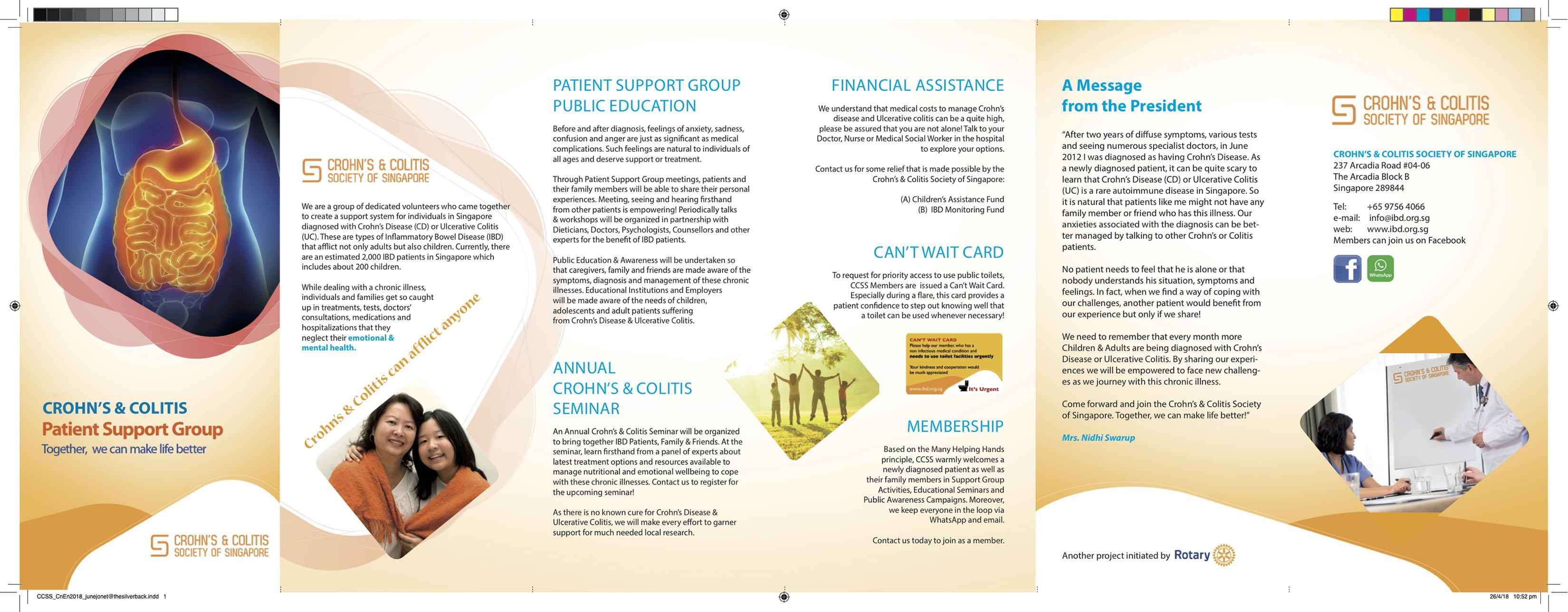 IBD ORG SG – CCSS Brochure
